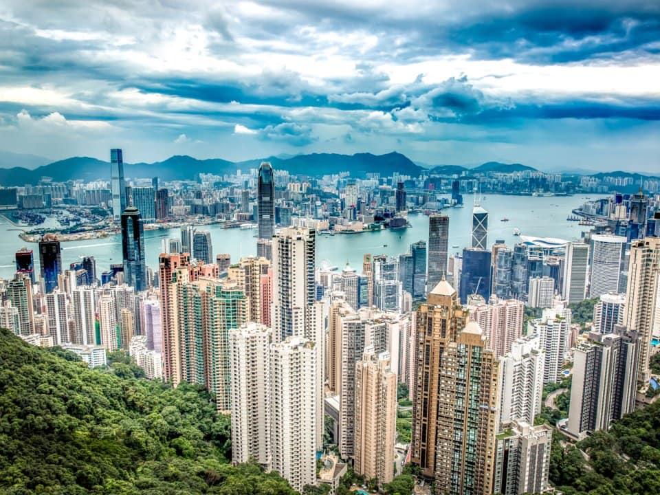 1.Гонконг, Китай