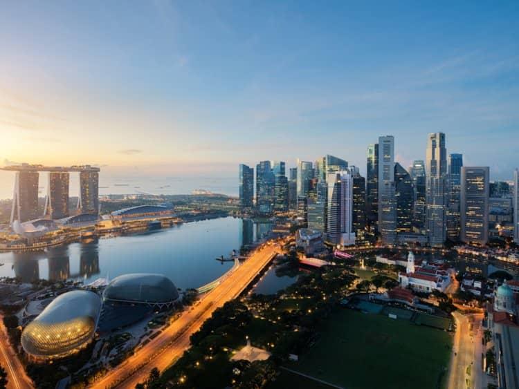 1.Сингапур