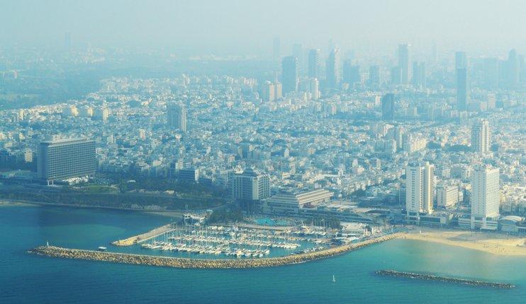 10. Тель-Авив, Израиль