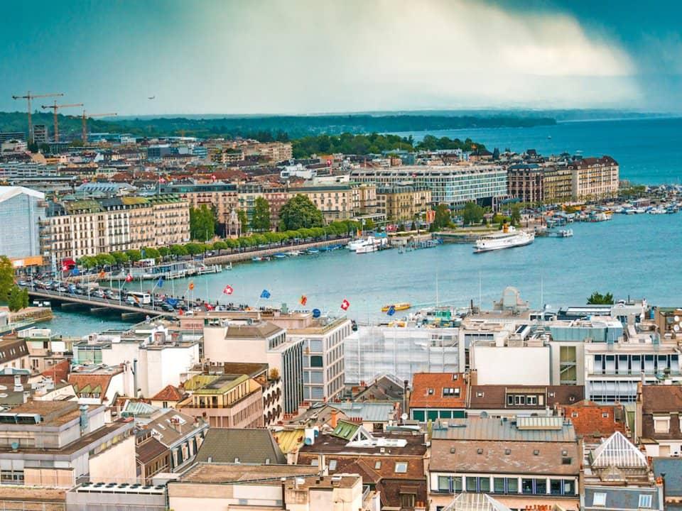 5. Женева, Швейцария