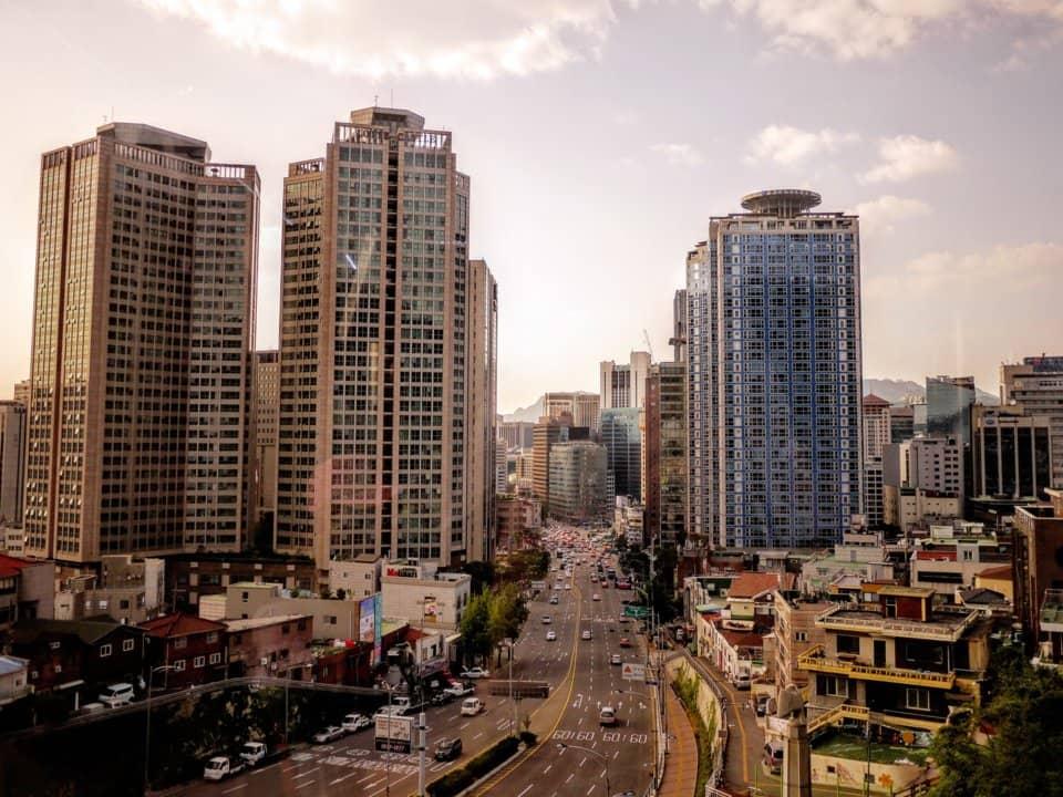 7. Сеул, Южная Корея