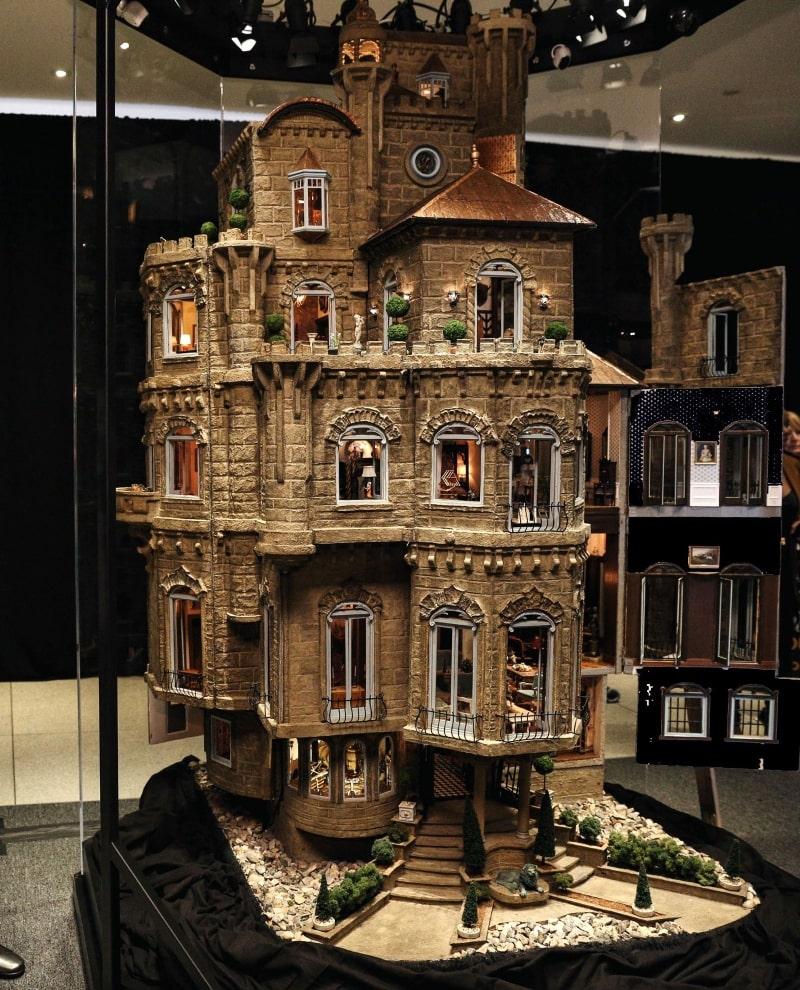 Кукольный домик-замок Астолат