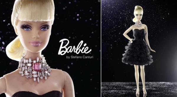 Барби от Стефано Кантури или Бриллиантовая Барби