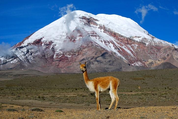 Самое высокое место на Земле: Чимборасо, Эквадор