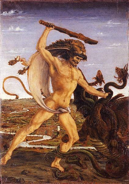 Геркулес был варваром, убийцей и насильником, которого отравила его же мать