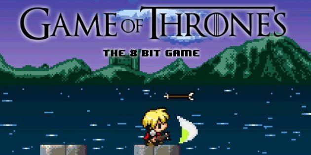 8-битная игра по мотивам «Игры престолов»