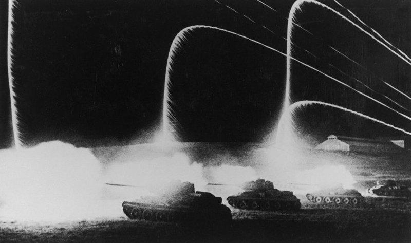 Курская битва, июль 1943 года