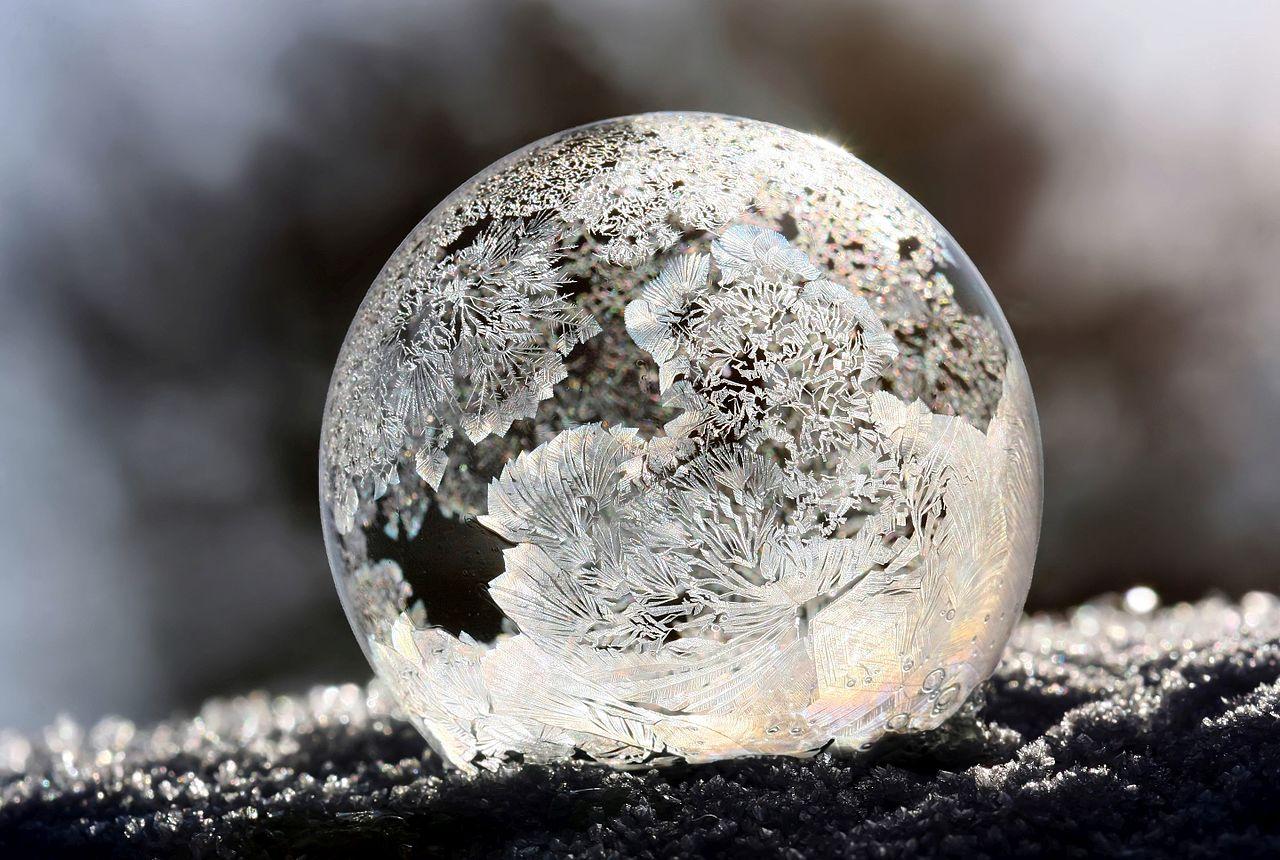 Матовый пузырь