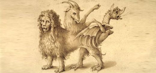 Мифические существа и животные разных народов мира