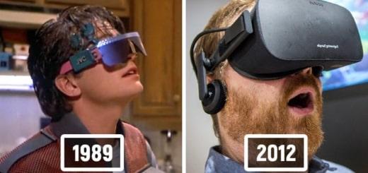 Научно-фантастические фильмы, которые предсказали и показали нам технологии будущего