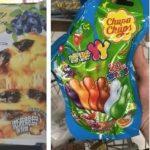 Обычные продукты со странным китайскимвкусом