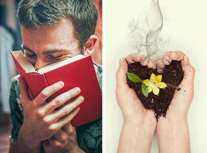 Почему старые книги имеют особый запах