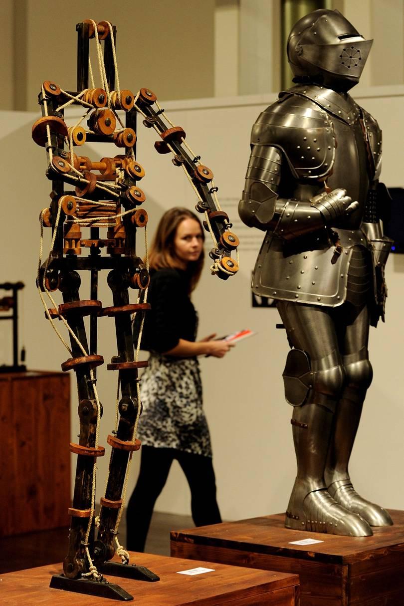 Робот-рыцарь