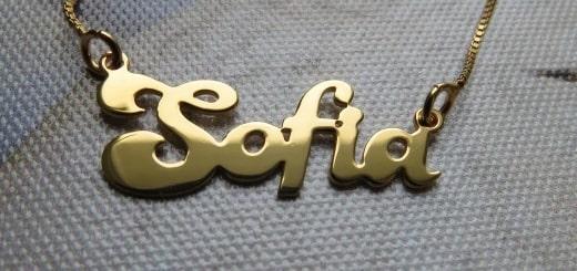 Sofia-самое популярное женское имя в мире