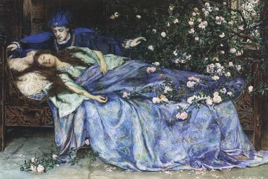 «Спящая красавица» — вообще не детская история