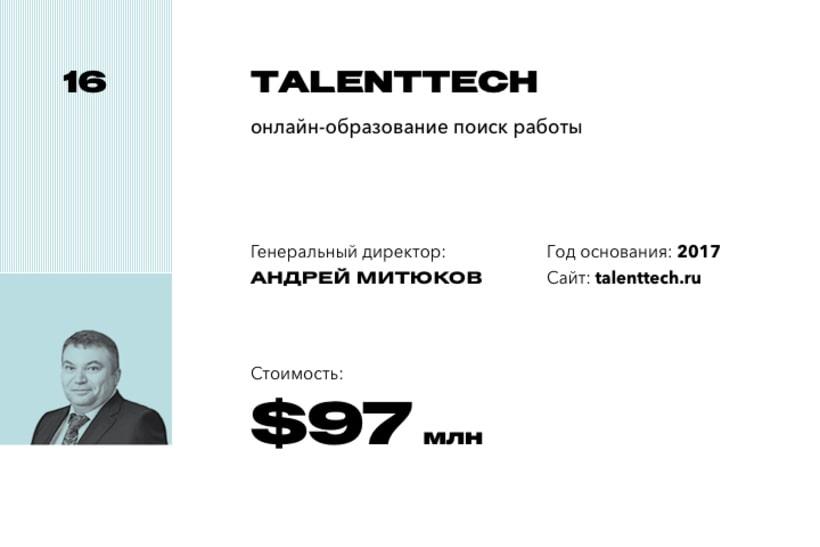 16. TalentTech