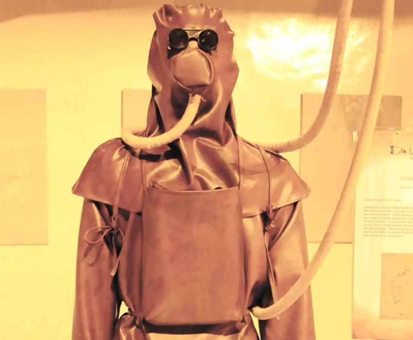 Водолазный костюм