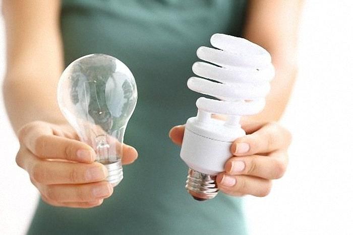 Замените обычные лампы накаливания