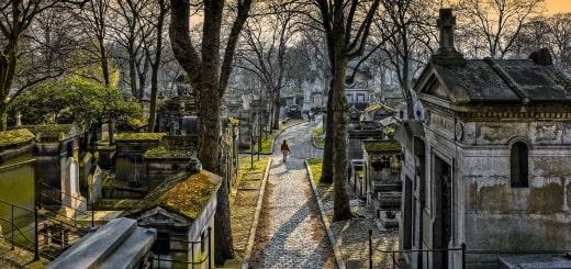 12 самых красивых кладбищ мира