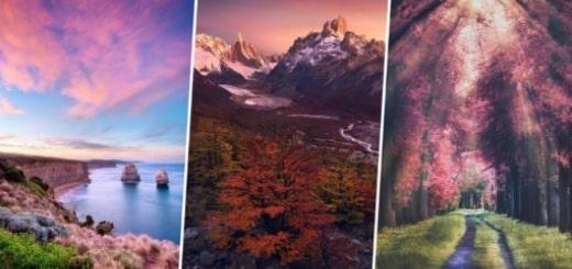 27 потрясающих фотографий природы
