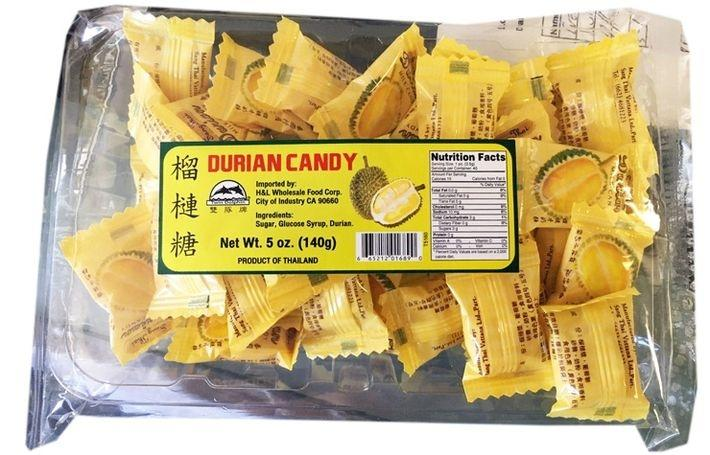 2. Durian Candy