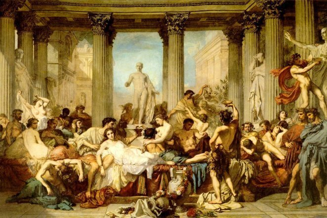 Греко-римский взгляд на татуировки