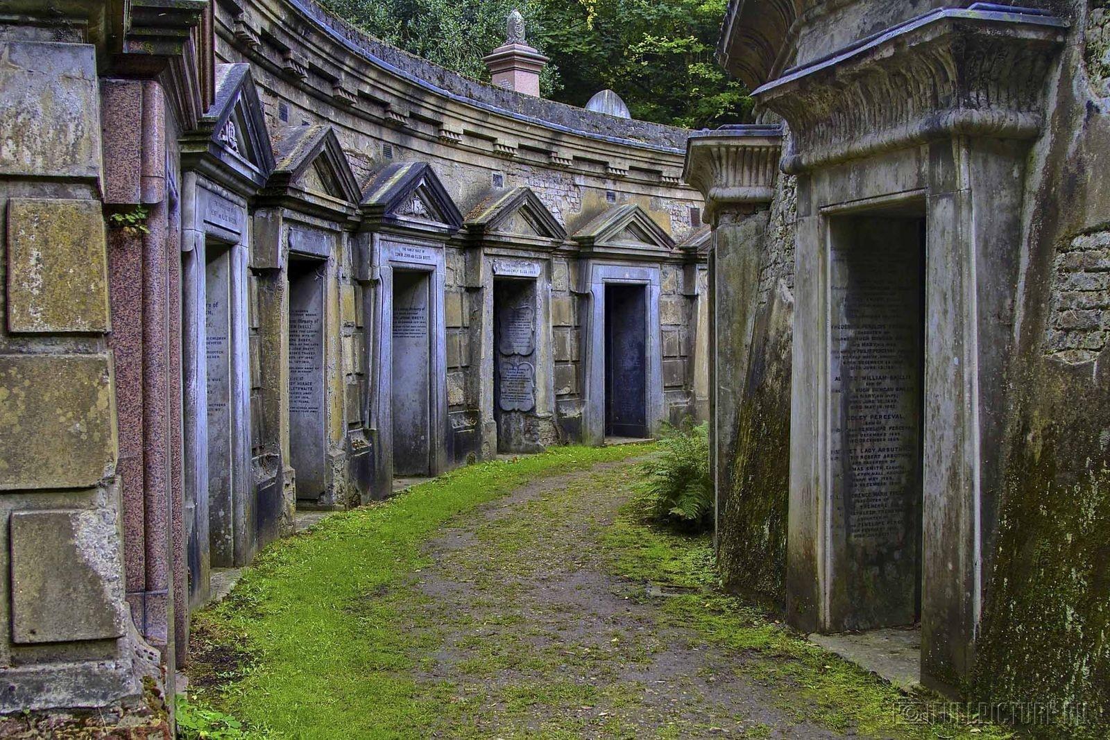 Хайгейтское кладбище