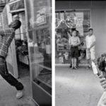 Нью-Йорк 1980-х, когда на улицах царили проститутки и бомжи