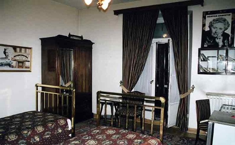 Отель Pera Palace в Стамбуле, номер Агаты Кристи