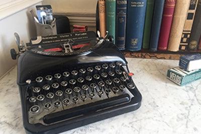 Пишущая машинка Агаты Кристи