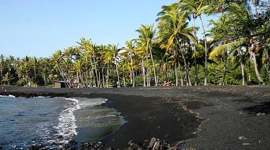 Пляж Килауэа
