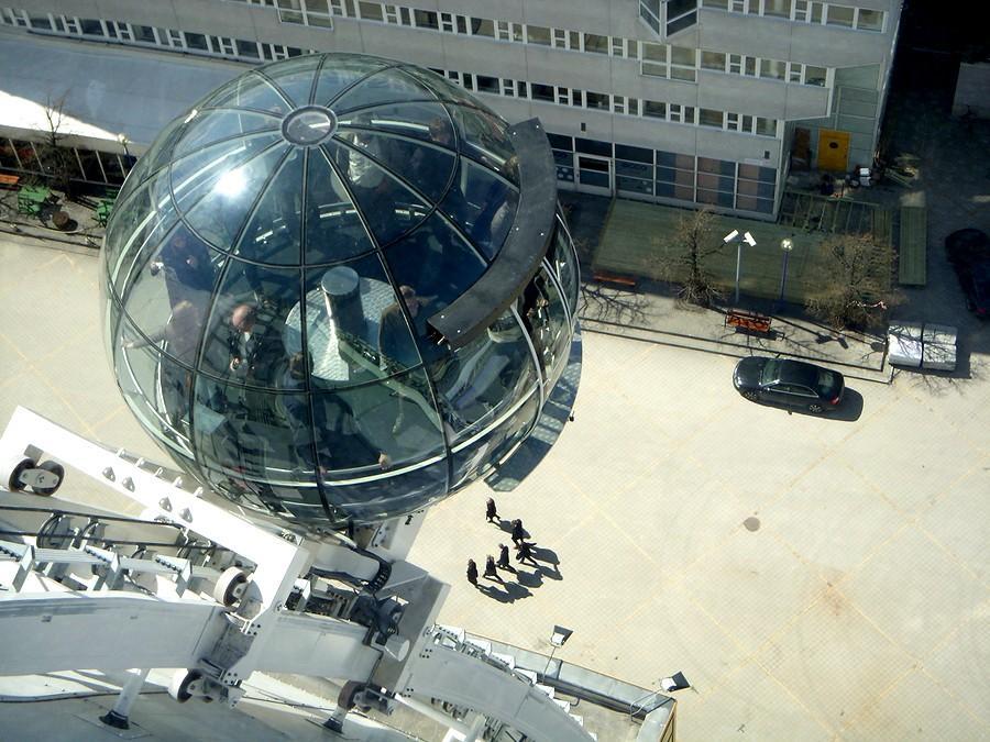 Смотровая площадка Ericsson Globe