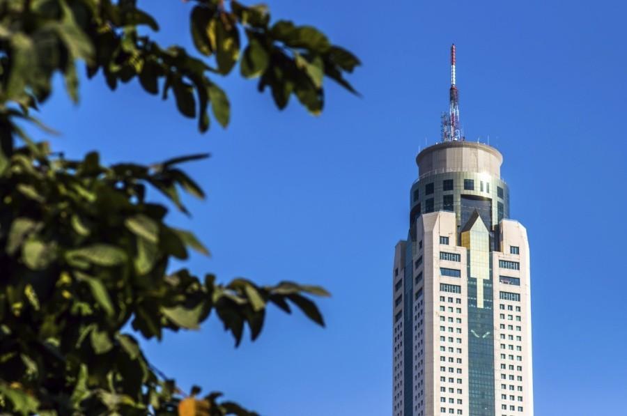 Смотровая площадка башни Baiyoke-2
