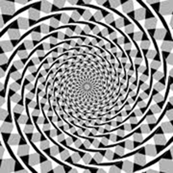 Спиральная иллюзия Фрейзера