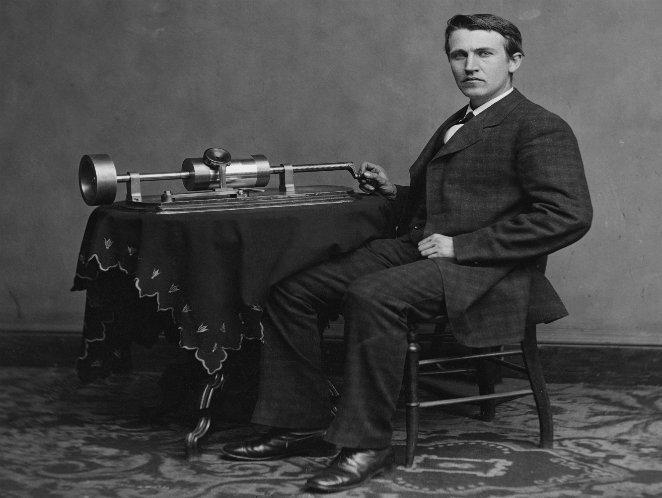 «Вклад» Томаса Эдисона