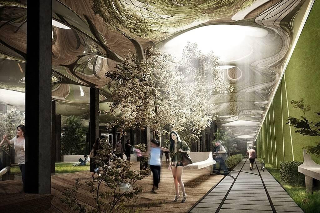 Lowline — первого в мире подземного парка