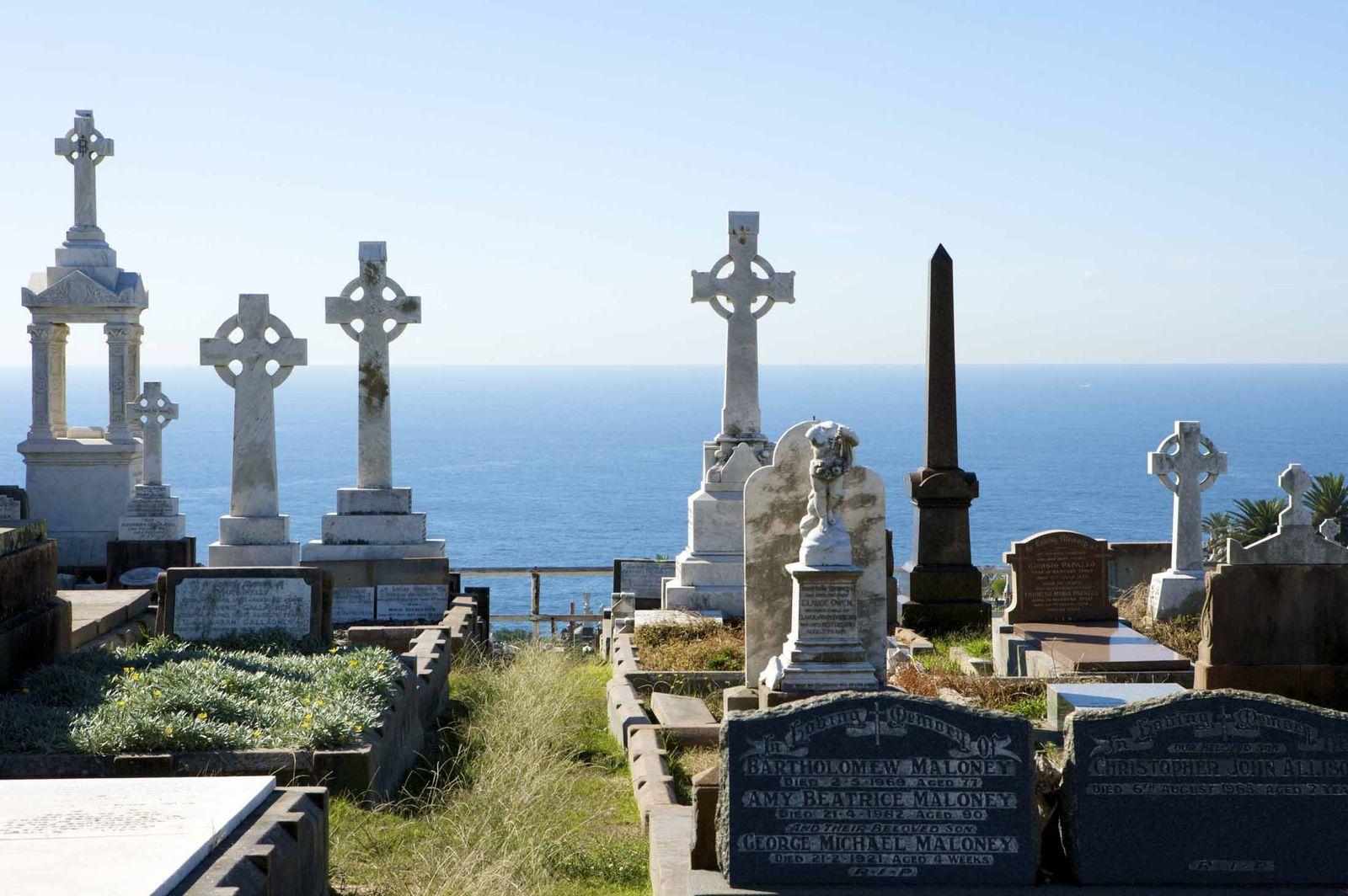 Кладбище Уэверли