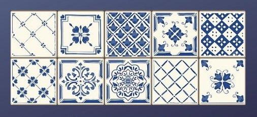 Кража керамической плитки