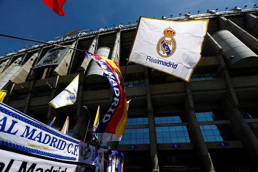 1. Реал Мадрид