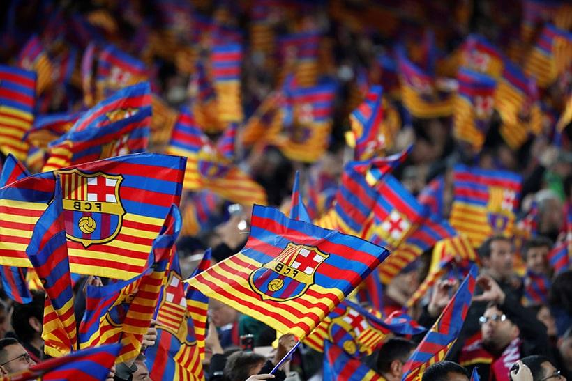 2. Барселона