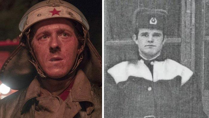 Адам Нагайтис в роли Василия Игнатенко