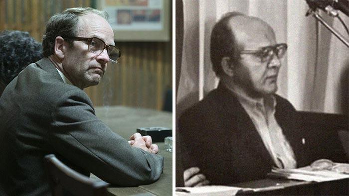 Эдриан Роулинс в роли Николая Фомина