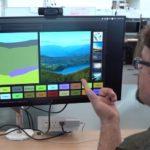 GauGAN — программа от Nvidia, превращает каракули в произведение искусства