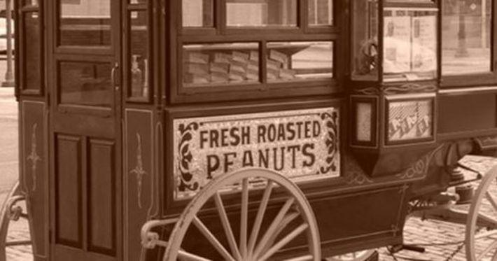 История арахисового масла