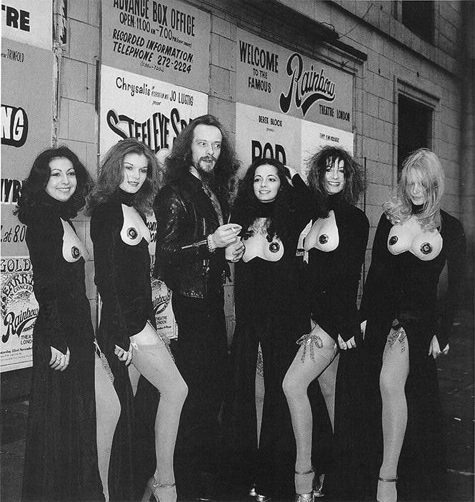 Группа Jethro Tull