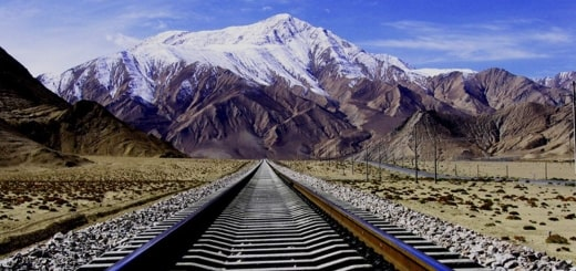 Как китайцы построили Цинхай-Тибетскую железную дорогу