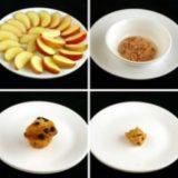 Как выглядят 200 калорий на примере различных продуктов