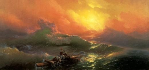 Лучшие картины И. К. Айвазовского