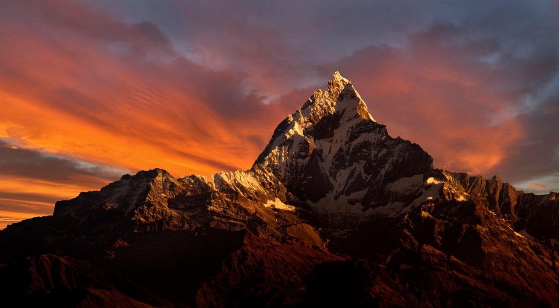 Мачапучаре (Mount Machhapuchchhre)