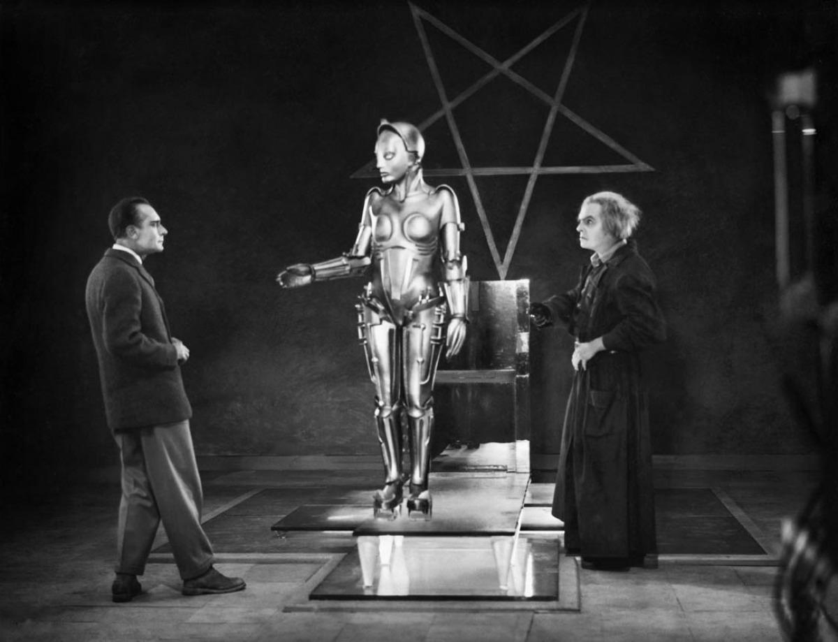 Метрополис (1926)